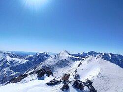 Mont Toubkal Peak 4167M