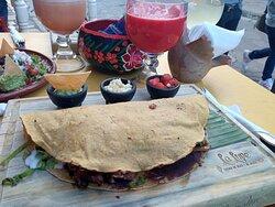 La Lupe Cocina de Maiz y de Agave