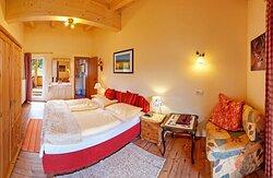 Apartment Tirol Schlafzimmer2