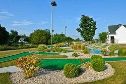 On-site Miniature Golf