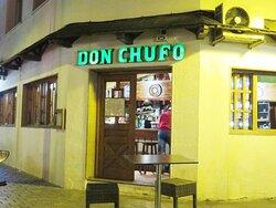 Mesón Don Chufo en Logroño