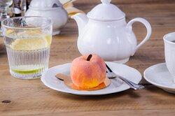 Нежнейший десерт «Персик»