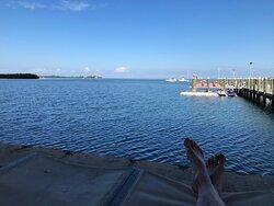 Great relaxing spot!