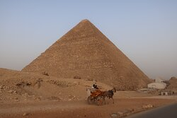 The Great Pyramid of Giza (The Pyramid of Cheops)