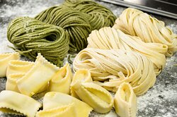 Our Homemade Pasta