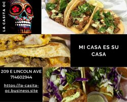 OPEN FOR TAKEOUT/DELIVERY/CURBSIDE CALL US 7146029444
