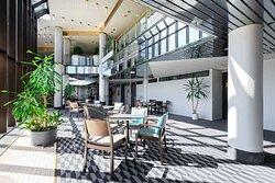 Scandic Kuopio lobby
