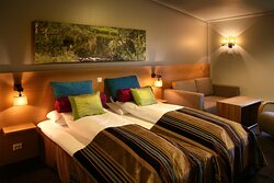 Stiklestad hotel Standardroom