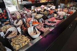 Restaurant - Starters Buffet