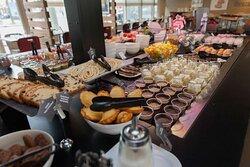 Restaurant - Desserts Buffet