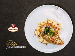 Pollo a la Parmigiana
