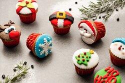 Muffins navideños cómpralos en linea con domicilio en las ciudades de Pereira y Dosquebradas https://bit.ly/2KAenfA