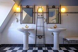 Zleep Hotel Prindsen Roskilde, Denmark - Bathroom