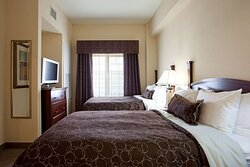 Two Bedroom Suite - Double Beds