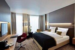 Steigenberger Hotel Am Kanzleramt, Berlin, Germany - Grand Deluxe Room