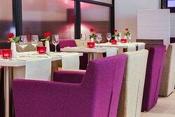 IntercityHotel Enschede, Netherlands, Lounge