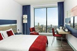 IntercityHotel Enschede, Netherlands, business plus room