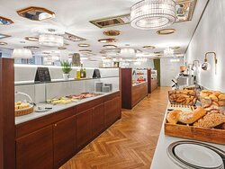 MAXX by Steigenberger Vienna, Austria - Breakfast Restaurant