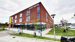 Zleep Hotel Aarhus Skejby, Denmark - Exterior