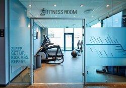 Zleep Hotel Aarhus Skejby, Denmark - Gym