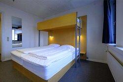 Zleep Hotel Ishoj, Denmark - Standard Triple Room