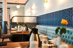 MAXX by Steigenberger Sanssouci Potsdam, Germany - Breakfast restaurant