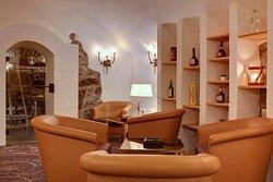 Steigenberger Grandhotel Belvedere, Davos, Switzerland - Smoker's Lounge