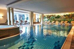 Steigenberger Grandhotel Belvedere, Davos, Switzerland - Indoor pool
