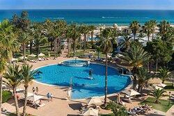 Steigenberger Marhaba Thalasso, Hammamet, Tunisia - Pool