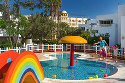Steigenberger Marhaba Thalasso, Hammamet, Tunisia - Kids Pool, Mini Club