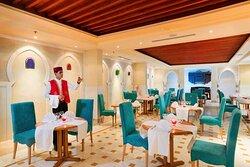 Steigenberger Marhaba Thalasso, Hammamet, Tunisia- Tunisian Restaurant