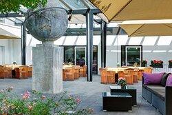 IntercityHotel Frankfurt Airport, Germany, restaurant