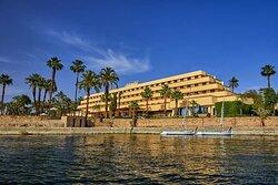 Steigenberger Achti Resort, Luxor, Egypt - Exterior View