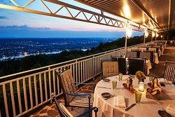 Steigenberger Grandhotel Petersberg, KoenigswinterBonn, Germany - Restaurant Ferdinand, Terrace