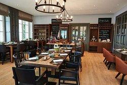 Steigenberger Grandhotel Petersberg, KoenigswinterBonn, Germany - Restaurant Ferdinand