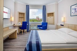 IntercityHotel Freiburg, Germany - Business Plus Room