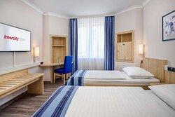 IntercityHotel Freiburg, Germany - Business Room Twin