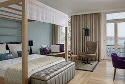 Steigenberger Inselhotel, Konstanz, Germany - Deluxe Double Room