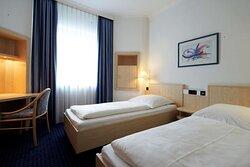 IntercityHotel Ulm, Germany - Business twin room