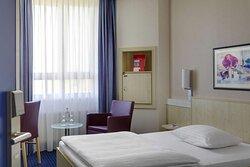 IntercityHotel Ulm, Germany - Business Plus room