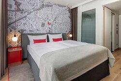 IntercityHotel Duisburg, Germany - Business Plus Room
