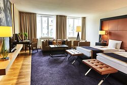 Steigenberger Hotel Bad Homburg, Germany - Deluxe room