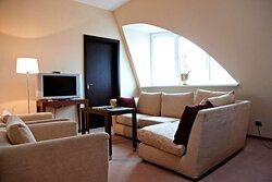 Steigenberger Hotel Metropolitan, Frankfurt, Germany - Superior Suite