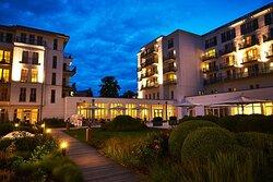 Steigenberger Grandhotel and Spa, HeringsdorfUsedom, Germany - Exterior View