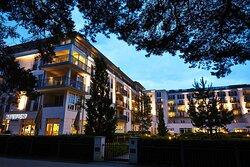 Steigenberger Grandhotel and Spa, HeringsdorfUsedom, Germany - Grand PalaisPalais Wilhelm