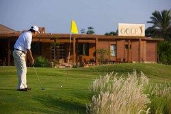 Steigenberger ALDAU Beach Hotel, HurghadaEgypt - Golf