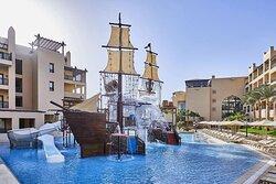 Steigenberger Aqua Magic, Hurghada, Egypt - Kids Pool