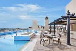 Steigenberger Aqua Magic, Hurghada, Egypt - Sky Pool