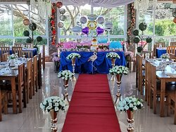 Congratulations and best wishes on your wedding Rehdjie and Dayne🙏💍💒❤️🎉