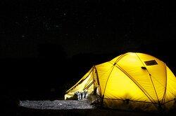 Backcountry Camping Skills Progrma